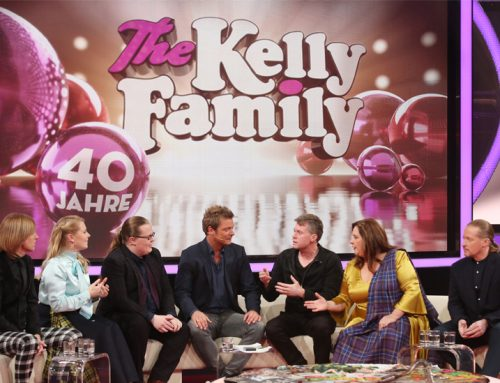 "40 JAHRE ""THE KELLY FAMILY"""