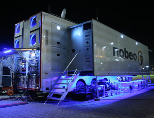 HD-OB Truck nobeo1 receives comprehensive Upgrade