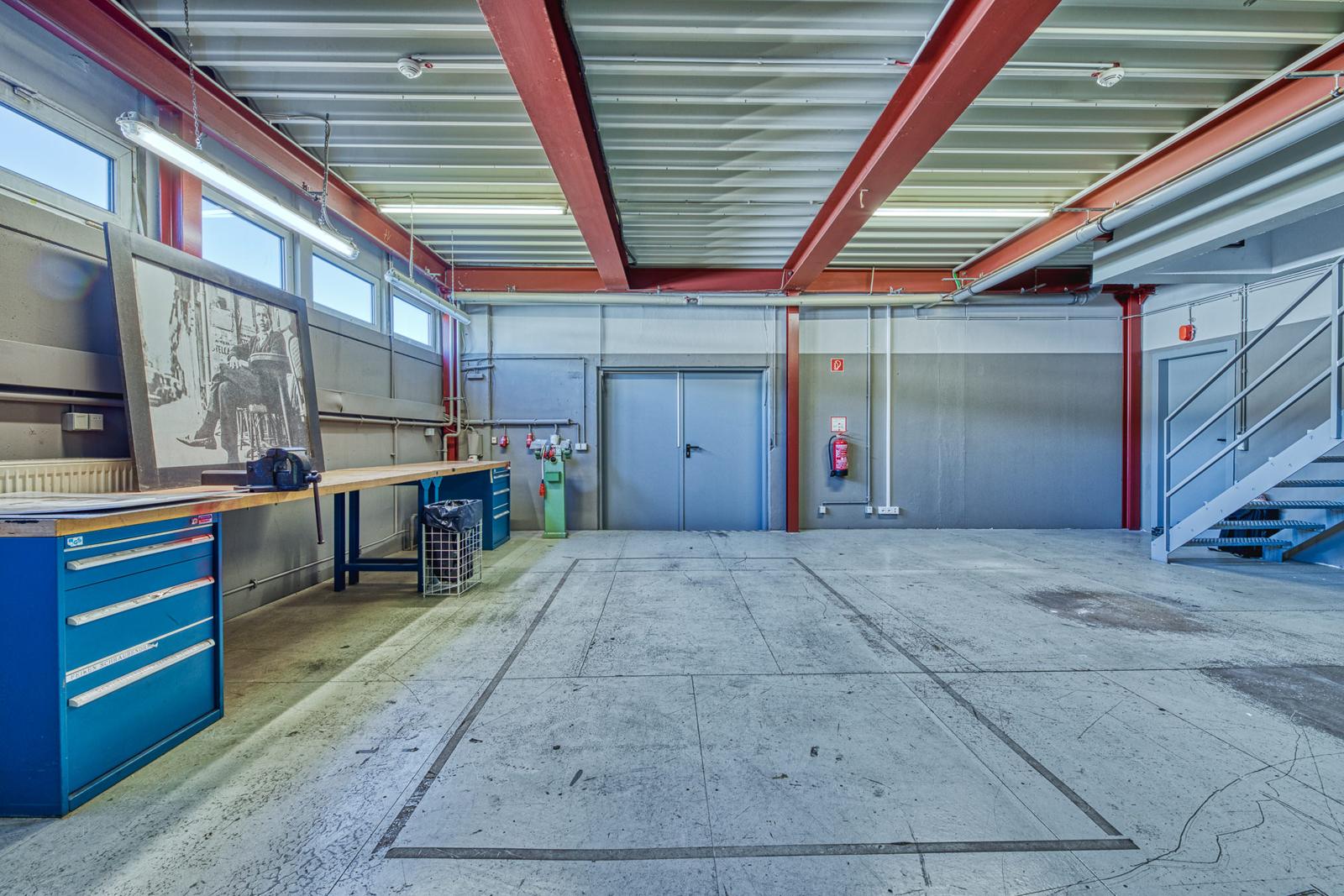 nobeo Werkstatt Erdgeschoss